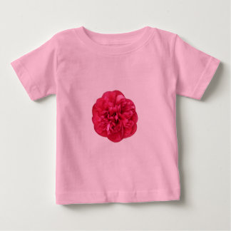 Red Bloom Baby T-Shirt