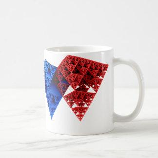 Red & Blue but NOT Khufu... Coffee Mug