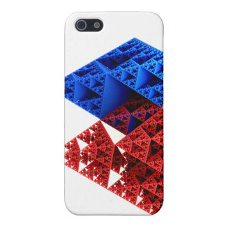 Red & Blue but NOT Khufu... Cover For iPhone SE/5/5s
