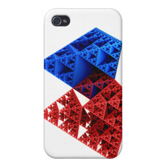 Red & Blue but NOT Khufu... iPhone 4 Case