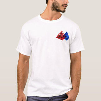 Red & Blue but NOT Khufu... T-Shirt