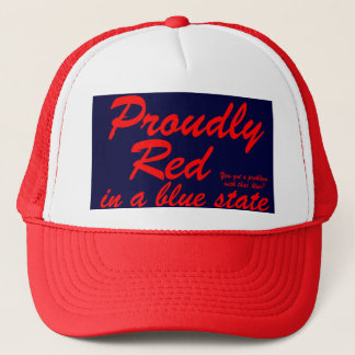 Red/Blue cap