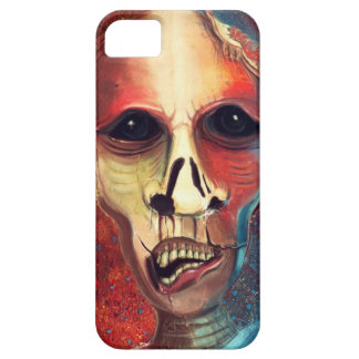 Red Blue Dead - Hull off protection iPhone 5 Case