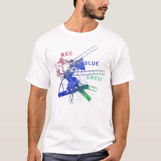 red_blue_green on videotape T-Shirt