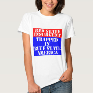 red-blue-state tee shirt