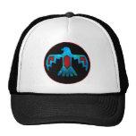 Red & Blue Thunderbird Cap Trucker Hats
