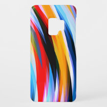 Red Blue Yellow Black Case-Mate Samsung Galaxy S9 Case