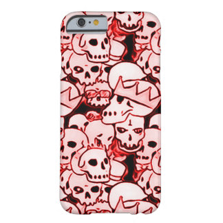 Red Boneyard Reunion Barely There iPhone 6 Case