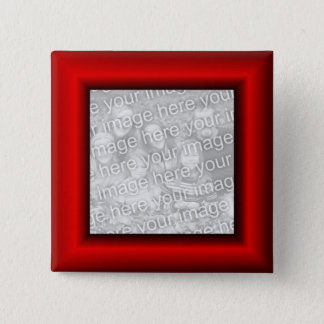 Red Border Button