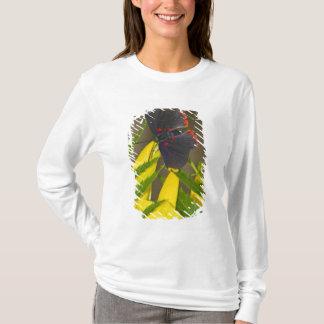 Red-bordered Pixie on esperanza brush T-Shirt