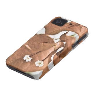Red Bougainvillea Case-Mate Blackberry Case