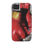 Red Boxing Gloves Case Cover iPhone 4 Case