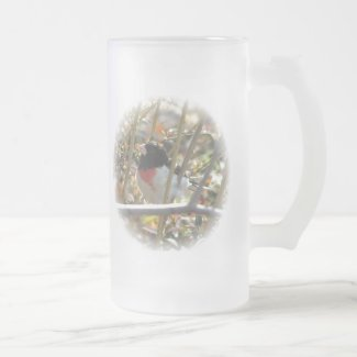 Red Breasted Grosbeak Mug