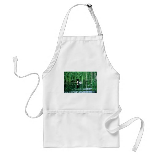 Red- breasted merganser aprons