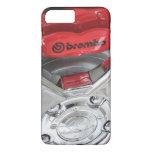 brembo, red, brakes, corvette, wheel