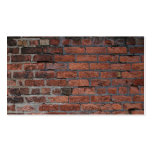 Red Brick Business Card