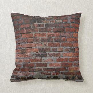 Red Brick Cushion