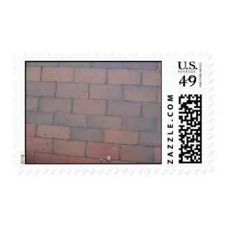 Red Brick Road Stamp
