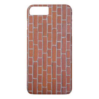 Red Brick Texture Background iPhone 7 Plus Case