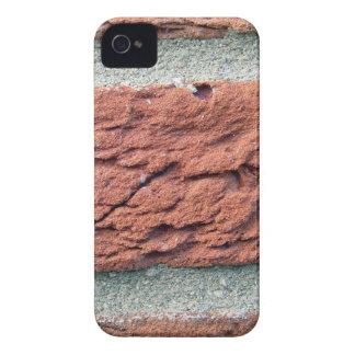 Red Brick Texture iPhone 4 Case-Mate Case