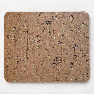 Red Brick Texture Mouse Pad