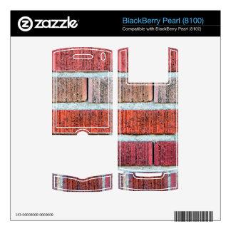 Red Brick Wall BlackBerry Skins