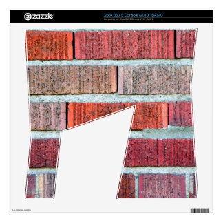 Red Brick Wall Skins For The Xbox 360 S