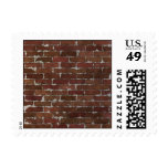 Red Brick Wall Stamp