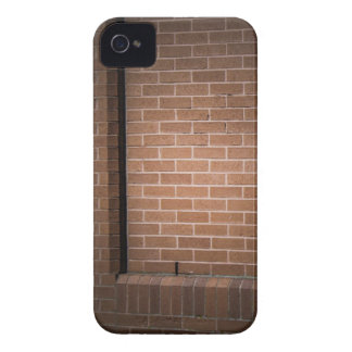 Red Brick Wall Textured Blackberry Bold Cover