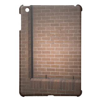 Red Brick Wall Textured iPad Mini Cases