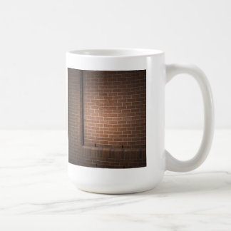 Red Brick Wall Textured Coffee Mugs