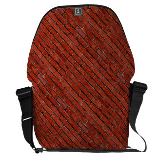 Red Brick Wall too ~ Courier Bag