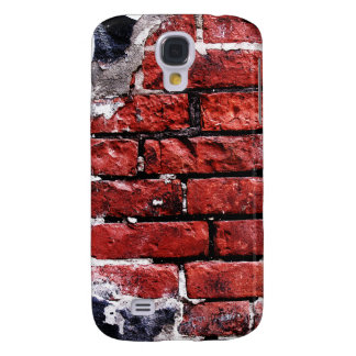 red brick wall urban texture galaxy s4 cover
