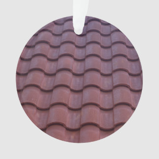 red bricked roof