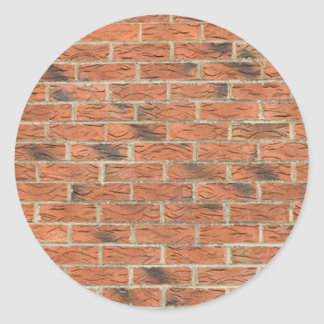 Red Brickhouse Sticker x 20