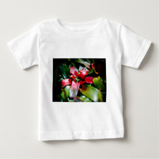 Red Bromeliad Baby T-Shirt