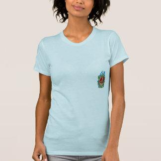 red bubblefish T-shirt