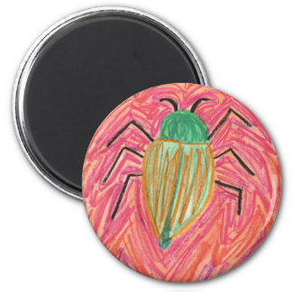 Red Bug Magnets