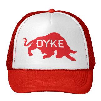 Red Bull Dyke Trucker Hat