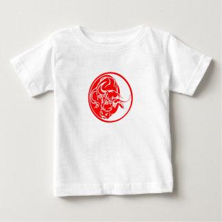 Red Bull Illustration Baby T-Shirt