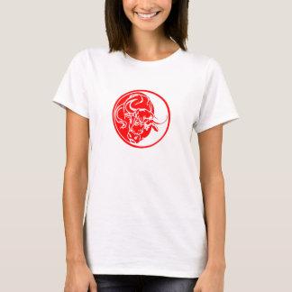 Red Bull Illustration T-Shirt