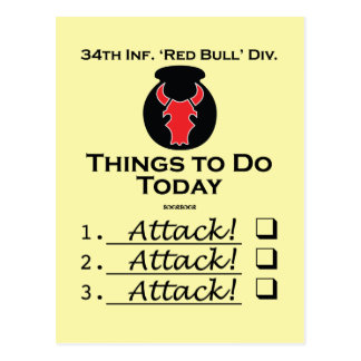 Red Bull Things-to-Do postcard