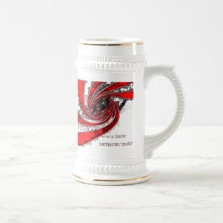 RED-BULLS BEER STEIN