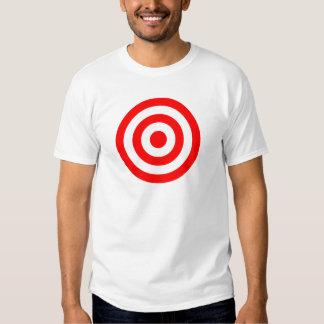 Red Bullseye Target Dresses
