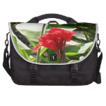 Red Bunch FLOWERS Lovers GIFTS Template Resellers Laptop Computer Bag