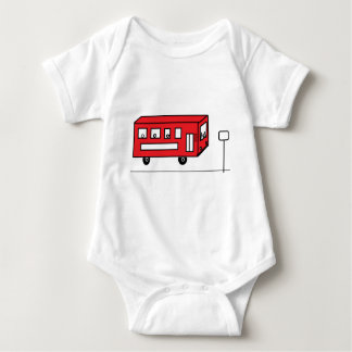 Red Bus Shirt