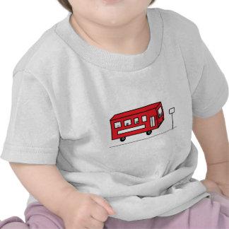 Red Bus Tee Shirt