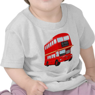 Red Bus T Shirts