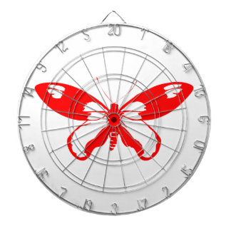 Red Butterfly Dartboards