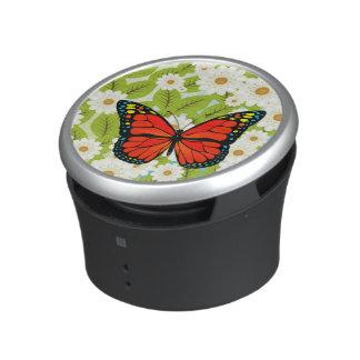 Red butterfly speaker